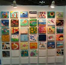 「アートパネル」の展示