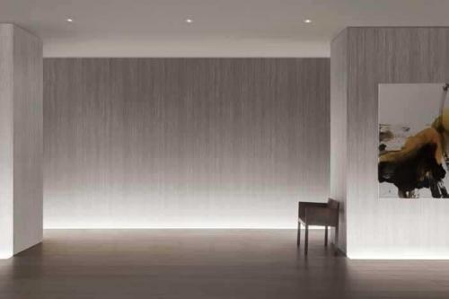空気を洗う壁紙 クラフトライン